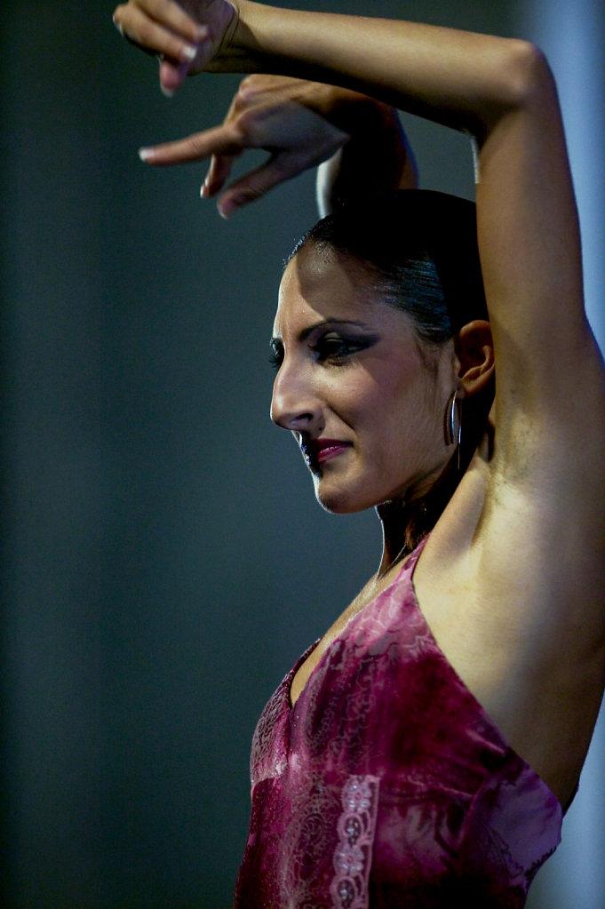 Ursula López, 2004